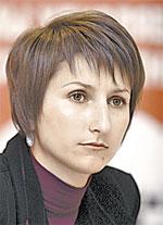 Нина Кильдий.
