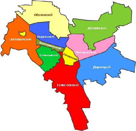 Теремки, Теличка и Нивки станут дорогими районами Киева.