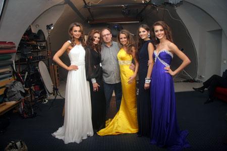 Звезда мировой fashion-фотографии Фадиль Бериша в восторге от славянской красоты.