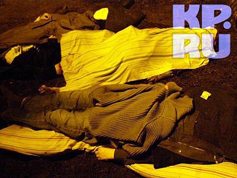 Люди погибли от травм и запредельных перегрузок. Фото: Карина МИХАЙЛОВА.