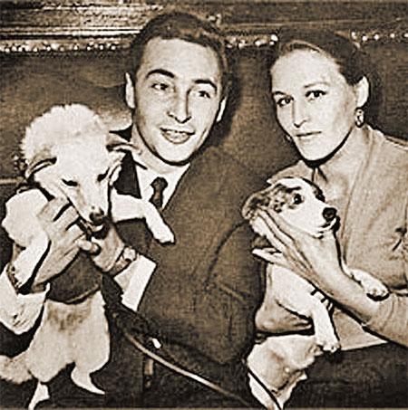 Нонна Мордюкова и Вячеслав Тихонов познакомились на съемках «Молодой гвардии». И первые годы их брака были очень счастливыми, несмотря на безденежье и жизнь в коммуналке.