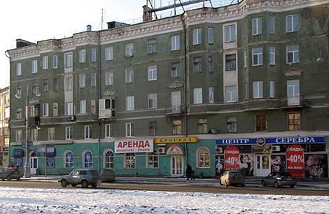 Заведения Зака в помещениях бывшего детского садика (1-Й этаж). Фото: Александр КОЦ.