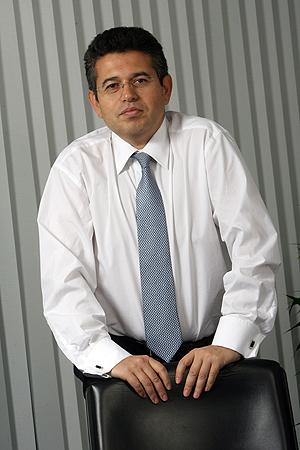 Сопредседатель наблюдательного совета ЗАО «АэроСвит» Григорий Гуртовой.