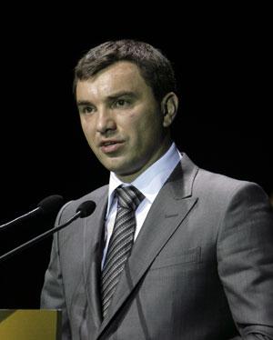 Андрей ИВАНЧУК, председатель партии модернизации страны «Фронт перемен»