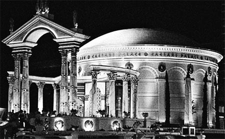 «Дворец Цезаря» в Лас-Вегасе, где, по словам Ватанаби, ему разрешали играть пьяным. Он во всем винит казино.