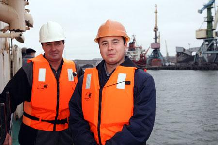 Один из самых популярных вопросов у работников порта: как Украина будет конкурировать с Румынией и Россией на море?