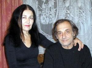 Игорь Потоцкий и Людмила Самодаева свиного гриппа не испугались.