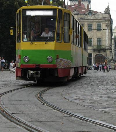 Долгожданный трамвай