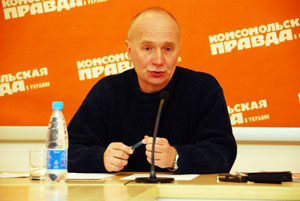 Эколог Владимир Борейко