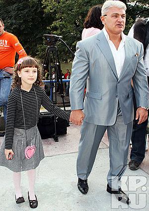 Владимир обожал свою дочку. Фото: Руслан ВОРОНОЙ.