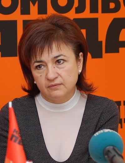 Валентина Гинзбург.