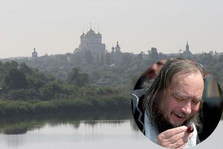 Здесь, в Никольской обители, в 1997 году Виктор Янукович нашел своего духовного отца - старца Зосиму.