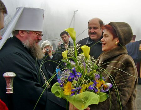 Людмила Янукович знает о каждом своем крестнике из детдома «Пролисок».