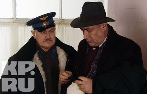 Владимир успешно сыграл все свои сцены в Твери на натуре. Фото: Star Media Pro.