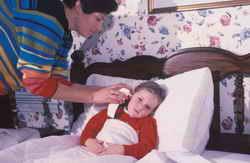 Большинство пациентов, нуждающихся в помощи, - дети.
