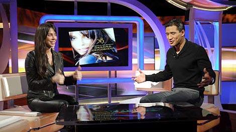 В гостях у телеведущего Марио Лопеса в программе