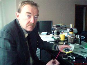 Владимир Захматов – специалист по взрывоопасной технике.