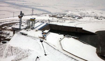 Только один агрегат Днестровской ГАЭС равен трети всех мощностей Киева.