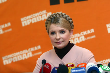 - От следующего года я хочу, чтобы все, о чем говорили люди на Майдане, осуществилось.