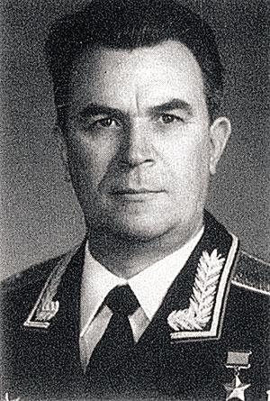 Генерал-мaйор ГРУ ГШ Василий Колесник был главным разработчиком штурма дворца Амина.