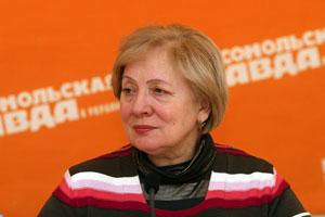 Ведущий эксперт по защите прав потребителей совместного проекта ЕС-ПРООН «Сообщество потребителей и общественные объединения» Наталия БОРОДАЧЕВА.