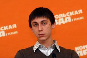 Консультант контакт-центра «Швидка споживча допомога» Виталий КУЧЕРЕНКО.