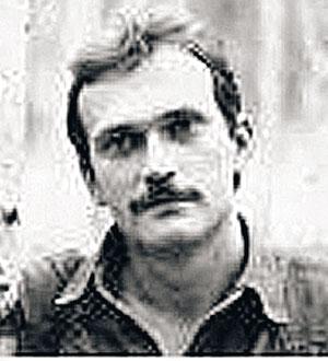 Экспедитор Олег Ганичкин.