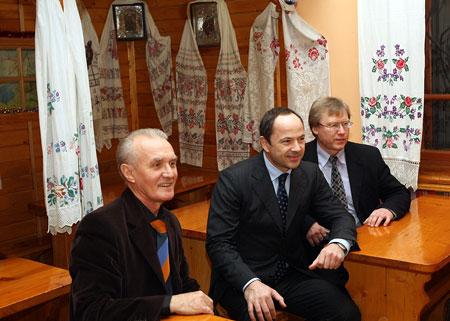 В кировоградском лицее чтят народные традиции.