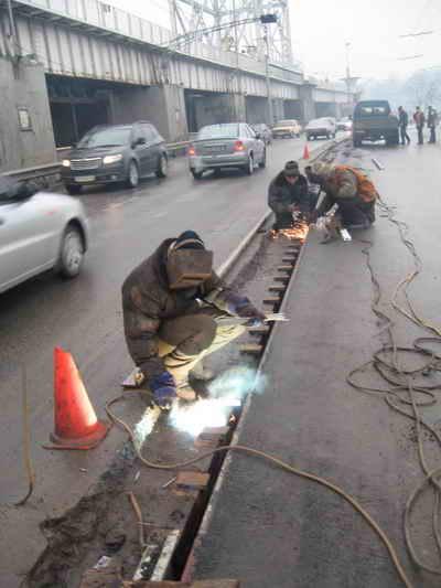 За работы строителям все еще не заплатили
