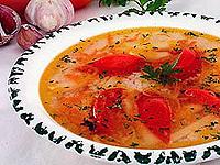 Суп овощной - постно, и полезно - для души, и для тела.