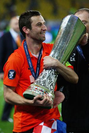 Кубок УЕФА - у капитана «Шахтера» Дарио Срны…