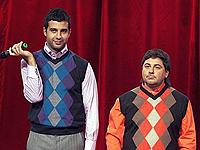 В шоу «Большая разница» Иван препирается с Александром Цекало.