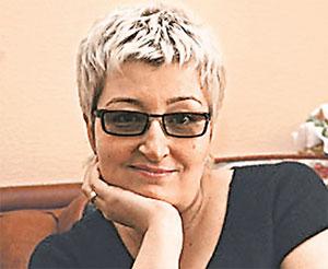 Татьяна Устинова верит в волшебный орех.