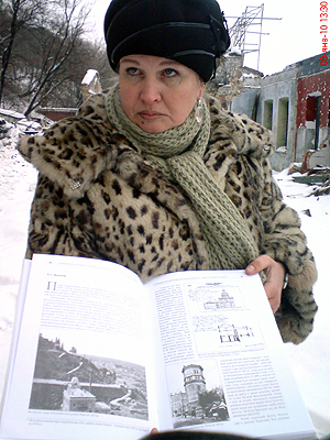 Валерия Иевлева.