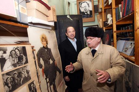 Тигипко обсудил с кинематографистами комплексную программу развития отрасли.