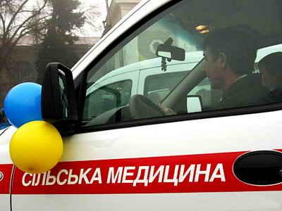 А новые машины «скорой помощи» получили сельские больницы.