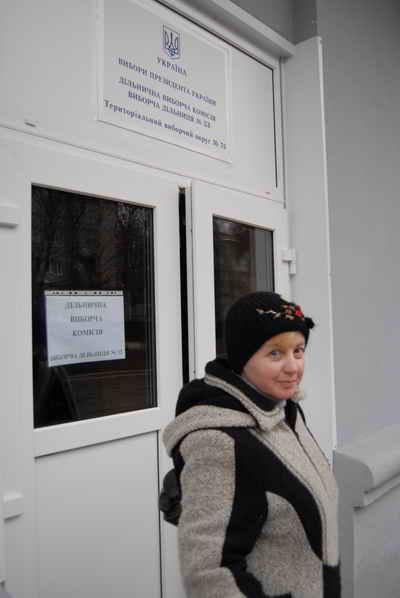 Пока участки открыты только для сотрудников.Фото Ирины МАКУШИНСКОЙ.