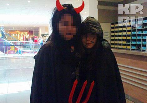 Девочкам хотелось выделиться из толпы (Подружки на празднике Хэллоуин незадолго до трагедии).