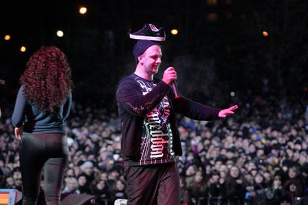 Потап согласился поддержать Юлию Тимошенко, поскольку считает ее очень сексуальной.