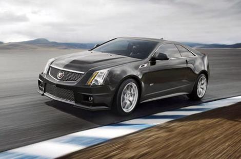 Cadillac CTS-V.