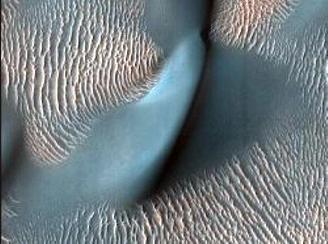 Другие «оптические иллюзии», снятые HiRISE.