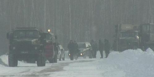 Неподалеку от Комсомольска-на-Амуре, были найдены обломки истребителя