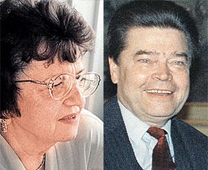Инна Руденко и Борис Панкин помнят Галину Уланову еще по давним встречам в «Комсомолке».