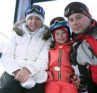 Семья Спицыных была когда-то полной и счастливой. (Анна на фото - слева, Кирилл - справа.) Фото: предоставлено «КП» Кириллом СПИЦЫНЫМ.