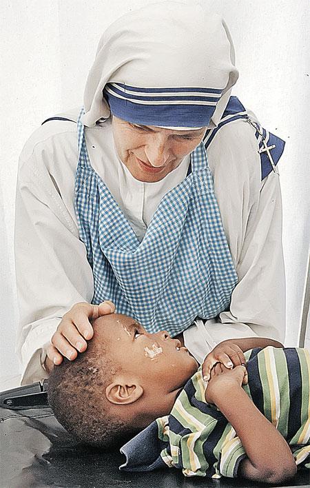 Больше всего от катастрофы, как обычно, страдают дети.