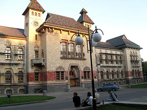 В Полтавской областной