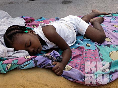 Читайте: Гаити: спасатели МЧС России вытащили из-под завалов маленькую девочку. Фото: Анатолий ЖДАНОВ.