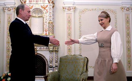 Когда премьер заговорила с Москвой на равных и добилась уважения российской политической элиты, ее поспешили объявить чуть ли не «агентом ФСБ».