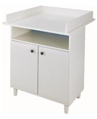 Пеленальный стол + шкафчик Хемнэс, IKEA