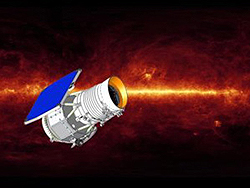 Телескоп WISE ищет объекты, которые обычные оптичские телескопы разглядеть не могут.